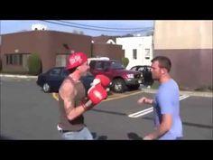 ボクシング テクニック講座 ♯1 「ジャブとワンツーの打ち方」 Boxing technique course [ Jab and one-two punch ] - YouTube