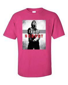 Tupac Trust Nobody 2pac Hip Hop Legend Rap Music Legend T-Shirt