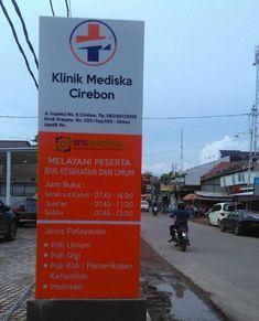 Neon Box Pylon Sign di Makassar Sulawesi Selatan Pylon Sign, Neon Box, Makassar, Signs, Shop Signs, Sign