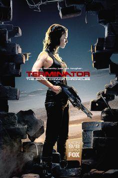 Sarah Connor Chronicles Photos | Terminator Sarah Connor Chronicles Summer Glau Lena Headey | DVDbash