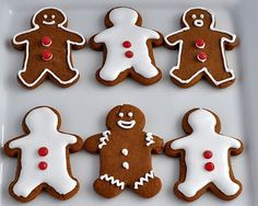 Gingerbread Cookies : Recipe and Inspiration!   Just Imagine - Daily Dose of Creativity