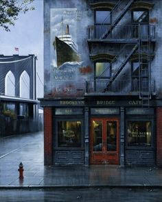 Brooklyn Bridge Cafe