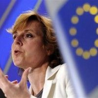 EU Commissioner Connie Hedegaard.