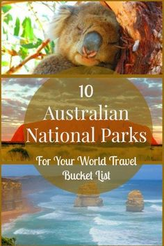Australian National Parks rank among the most diverse in the world. Their protected landscapes are so varied, you could dedicate years of your life to exploring them. The country's 500 National Parks span over 28 million hectares of pristine land, protecting delicate ecosystems ranging from alpine regions to lush green forests, red sandy deserts and the purest of white sand beaches...