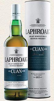Laphroaig Single Malt Whisky - An Cuan Mor single malt available from Whisky Please.