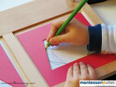 Montessori Writing Readiness