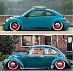 Classic Car News – Classic Car News Pics And Videos From Around The World Vw Fox, Vw Baja Bug, Volkswagen New Beetle, Futuristic Motorcycle, Weird Cars, Crazy Cars, Vw Cars, Unique Cars, Vw Beetles
