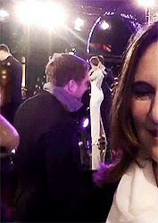theo is helping shai with her dress