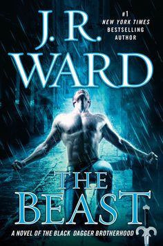 Monlatable Book Reviews: The Beast (Black Dagger Brotherhood #14) by J.R. Ward Cover Revealed!
