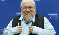 """George RR Martin: '""""Selfies""""! If I could burn out every camera phone, I'd do it'"""