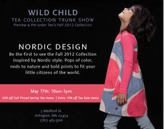 We're having a trunk show!