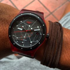 #Swatch SISTEM RED http://swat.ch/SistemRed  ©abgcyclist