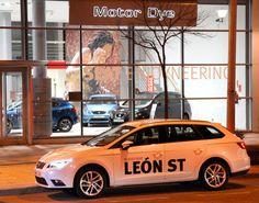 Clientes y amigos de Motor DyE participan en la 'Caravana Seat León ST' | QuintaMarcha.com