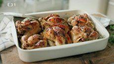 Deník Dity P.: Piknik — Česká televize Cauliflower, Chicken, Meat, Vegetables, Food, Cauliflowers, Vegetable Recipes, Eten, Veggie Food