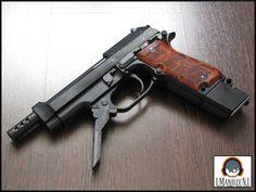 Beretta M93 Raffica 6mm BB Brand: KSC