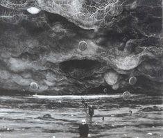 Zdzislaw Beksinski Gallery: Great artworks of Beksinski (1976)