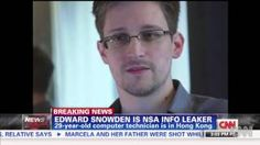 NSA leaker: 'You're being watched' Source: He says democracy is threatened Part1 by DeveousX 1 week ago 18 views A 29-year-old computer technician for a U.S. defense contractor leaked details of a top-…