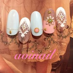 from_aoi_nailさんのネイル♪[1916970]|ネイルブック
