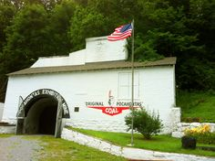 Just over the WV/VA border is the town of Pocahontas and the Pocahontas Exhibition Coal Mine. Take a walk through a real coal mine, guided by a veteran coal miner! www.visitwv.com