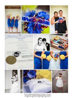 Superman themed wedding   Tulsa Wedding Photography   www.tcyatesphotography.com