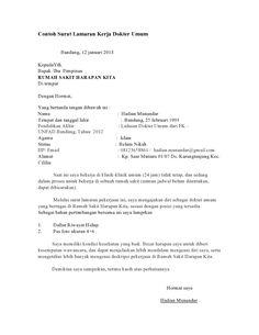 Surat Lamaran Kerja Penjaga Toko Dalam Bahasa Inggris Cute766