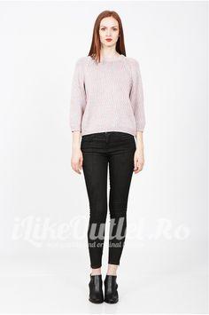 Pulover multicolor - COS Cos, Black Jeans, Pants, Fashion, Trouser Pants, Moda, Fashion Styles, Black Denim Jeans, Women Pants