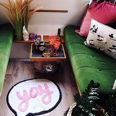Mona Monza Caravan (@mona_monzacaravan) • Instagram photos and videos Caravan Makeover, Couch, Photo And Video, Videos, Photos, Furniture, Instagram, Home Decor, Settee