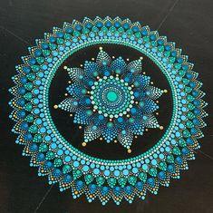 Mandala Canvas, Mandala Artwork, Mandala Dots, Mandala Painting, Mandala Pattern, Dot Art Painting, Pebble Painting, Painting Patterns, Stone Painting