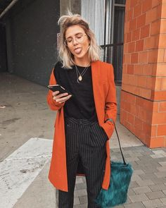 Winter Fashion Trends 2020 for Casual Outfits – Fashion Work Fashion, Fashion Week, Winter Fashion, Womens Fashion, Fashion Trends, Latest Fashion, Fashion Fashion, Fashion Ideas, High Fashion Outfits