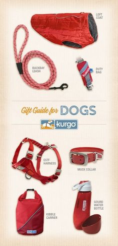 Celebrate your dog with a special gift just for them! Kurgo offers high-quality products for dogs and their people to get out and explore the world together.