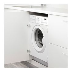 renlig inbouwwasmachine ikea