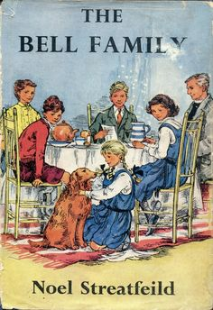 noel streatfeild - the bell family, illustrated by shirley hughes Old Children's Books, Cool Books, Vintage Children's Books, My Books, Children's Book Illustration, Illustrations, Hockey Sticks, Ladybird Books, Thing 1