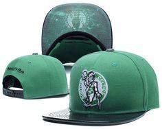 322410912b7 Men s Boston Celtics Mitchell   Ness Galaxy Under Visor Snapback Hat - Green    Black
