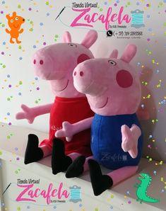 Hermanitos Pig 🐷🐷 Peppa Y George