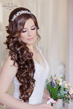 These are the hottest hair color trends of 2018 Quince Hairstyles, Flower Girl Hairstyles, Wedding Hairstyles For Long Hair, Bride Hairstyles, Hairstyles For Gowns, Short Hair, Bridal Hairdo, Wedding Hair And Makeup, Hair Wedding