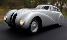 1939 BMW 328 Kamm Tail Coupe
