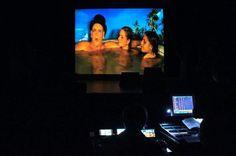 Theater in het water