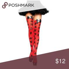 Vegas Cosplay Girl Pin Up Thigh High Stockings Vegas Cosplay Girl Pin Up Thigh High Stockings 6311 Accessories Hosiery & Socks