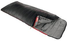 3 Season Sleeping Bag - Pin it :-) Follow us :-)) zCamping.com is your Camping Product Gallery ;) CLICK IMAGE TWICE for Pricing and Info :) SEE A LARGER SELECTION of 3 season sleeping bag at  http://zcamping.com/category/camping-categories/camping-sleeping-bags/3-season-sleeping-bags/ -  hunting, camping, sleeping bag, camping gear, sleeping bag -   VAUDE Kiowa 900 rect black (Design: right) « zCamping.com