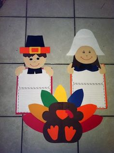 Craftivity Packet for Thanksgiving