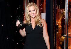 C Social Front. Hollywood Film Awards 2015 -- Amy Schumer