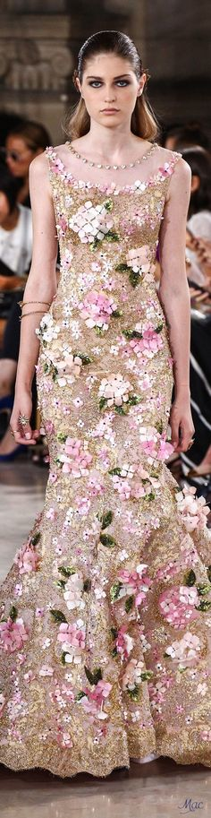 GET GREAT STYLE TIPS AT............ http://www.thevintagelighthouse.com/ Fall 2016 Haute Couture - Georges Hobeika