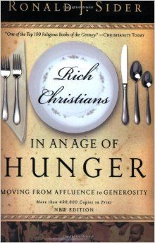 """""""In this new look at an age-old problem, [Sider] offers not only a detailed explanation of the causes, but also a comprehensive series of practical solutions, in the hopes that Christians like him will choose to make a difference."""""""
