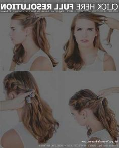 1000 ideas about frisuren selber machen on pinterest long hairstyles hair and frisuren. Black Bedroom Furniture Sets. Home Design Ideas