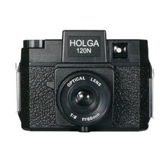 Holga 144120 120N Plastic Camera  by Holga  4.4 out of 5 stars  See all reviews (41 customer reviews) | Like (48)  List Price:	$36.92  Price:	$25.49 & this item ships for FREE with Super Saver Shipping