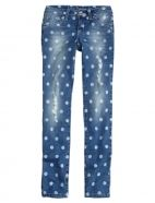 Polka Dot Super Skinny Jeans Justice for Girls Renaissance at Colony Park 601.853.4253 #shoprenaissance