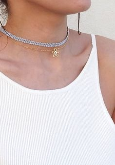 Chocker Margarita Necklace