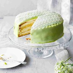 No Bake Desserts, Vegan Desserts, Food N, Food And Drink, Finnish Recipes, Wedding Mint Green, Pear Cake, Desert Recipes, Confectionery