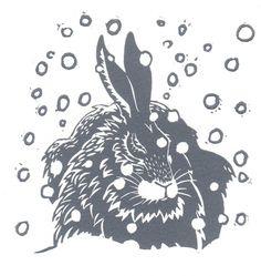 'Snow Hare'  Jeremy James