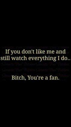 Bahahahaha... funny but true.                                                                                                                                                                                 More